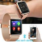 Bluetooth Smart Watch HD Camera Siri Voice Sync Facebook Mes