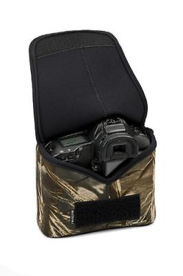 LensCoat BodyBag Pro camouflage neoprene camera lens protect