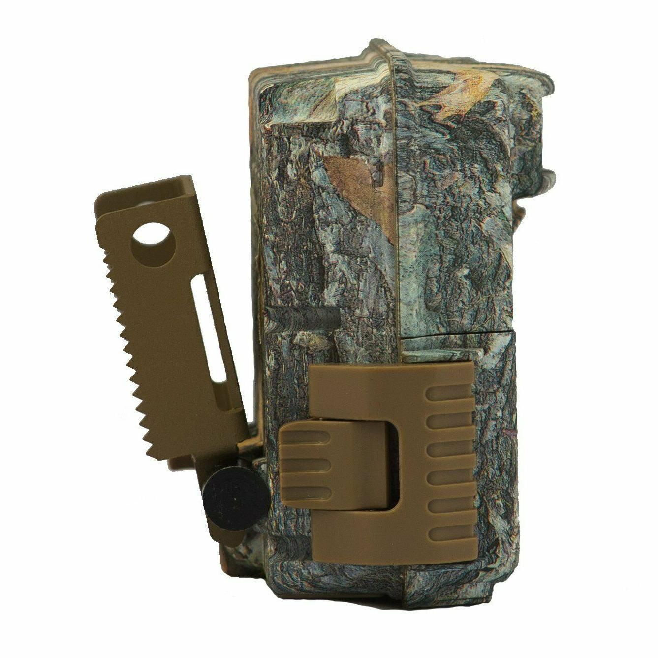 Browning Trail Strike Force HD 18MP + Security Box