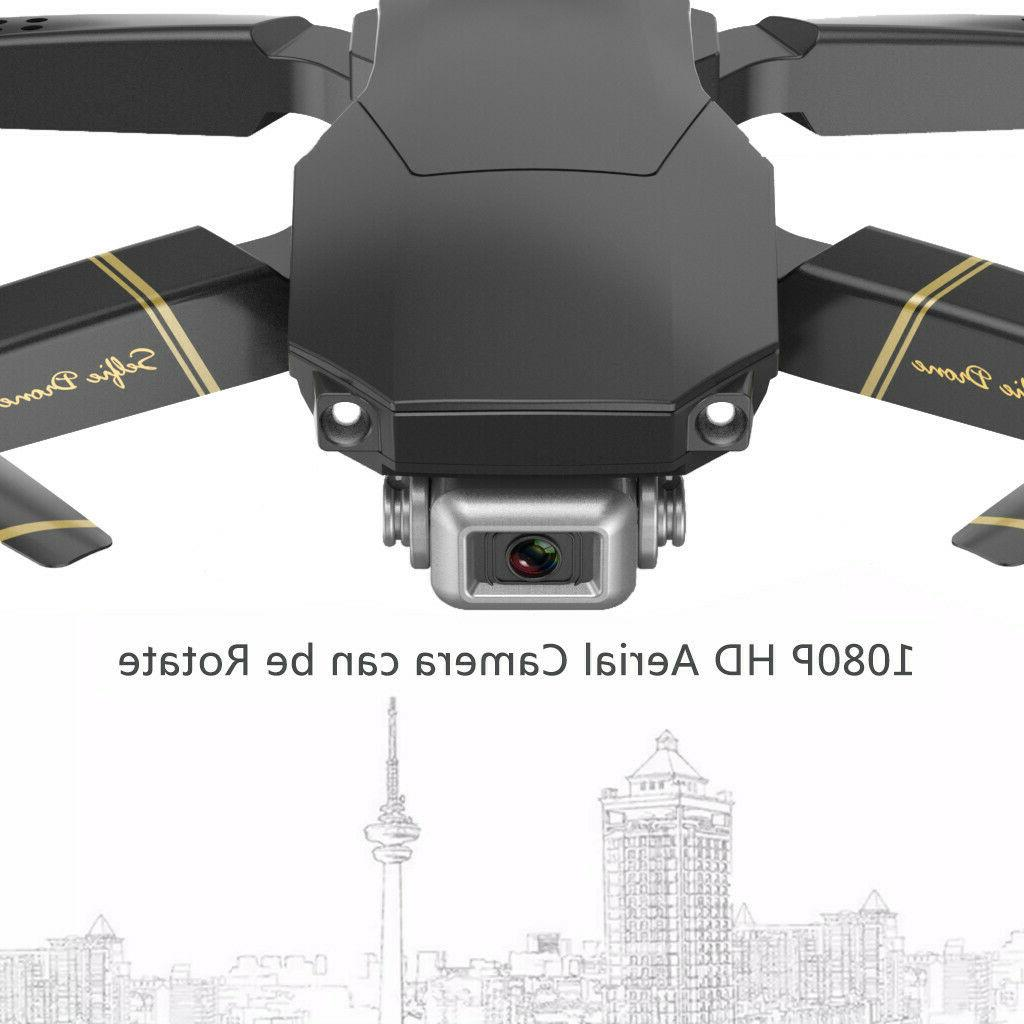 GD89 WIFI FPV 6-Axis 1080P Hold RC Drone