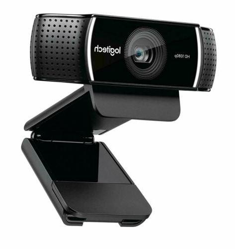 Logitech Stream for Record With Tripod