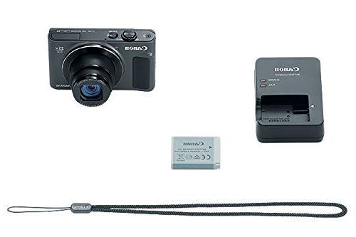 Canon SX620 Camera - & NFC Enabled Bundle