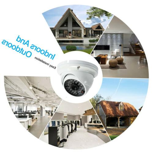 CCTV Waterproof Angle Security IR-CUT for Video