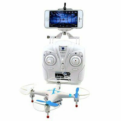 CHEERSON Drone with HD Camera WIFI FPV Transmitter&Cellphone