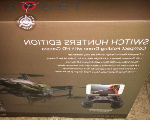 Propel Drone with Switch Hunters