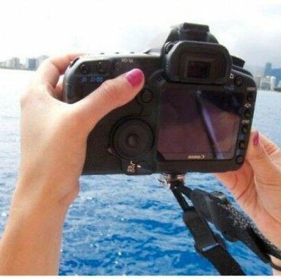 Custom SLR C-Loop HD Camera Strap Mount, Metal