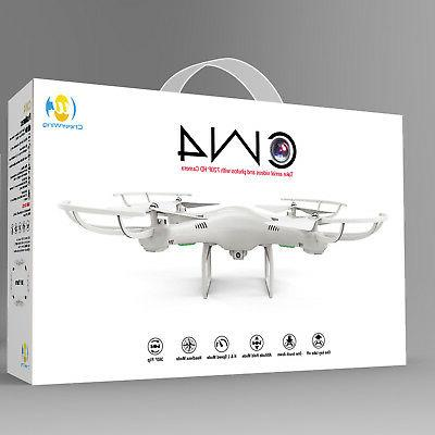 Cheerwing CW4 RC 720P Camera Drone