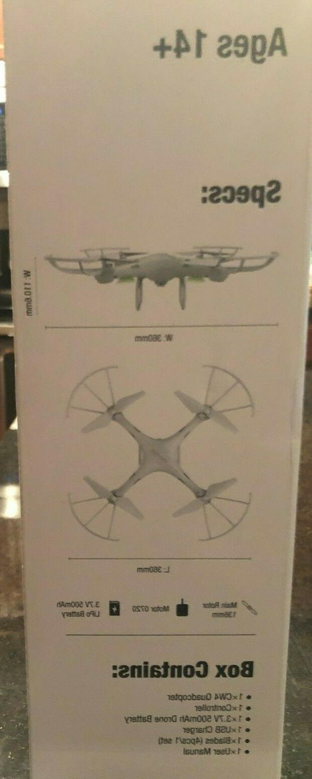 Cheerwing Dronewith 720P HD Camera