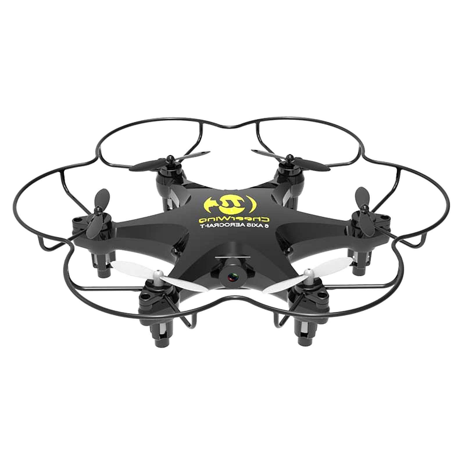 Cheerwing CW6 6-Axis Remote Quadcopter Drone 2MP HD Camera