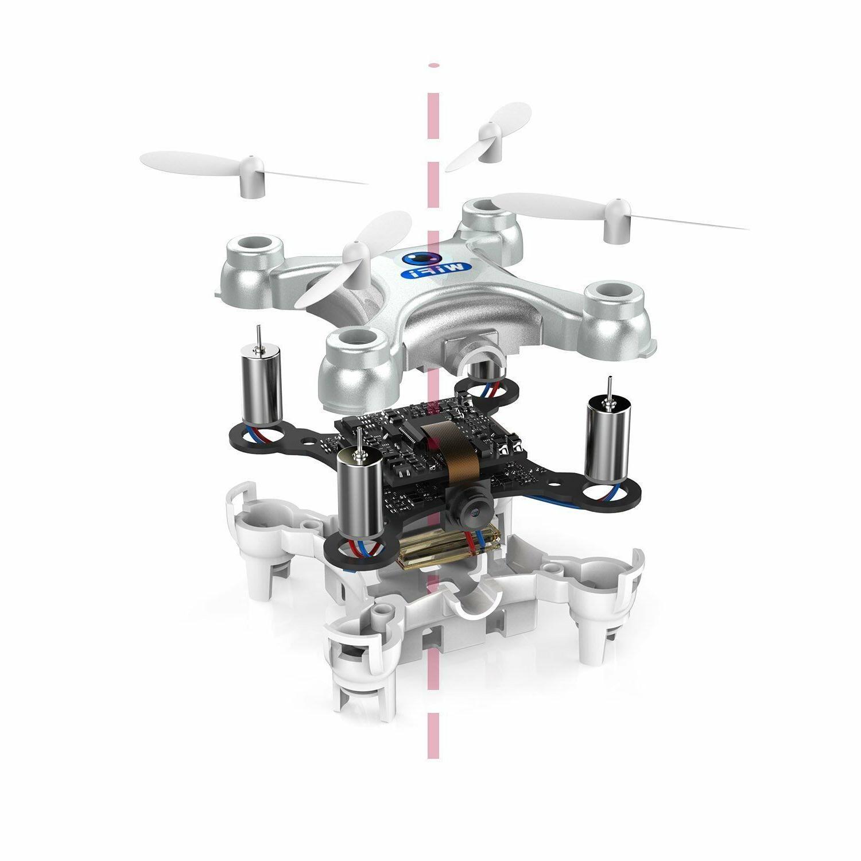 CX-10W Gyro RC Quadcopter HD Camera Wifi