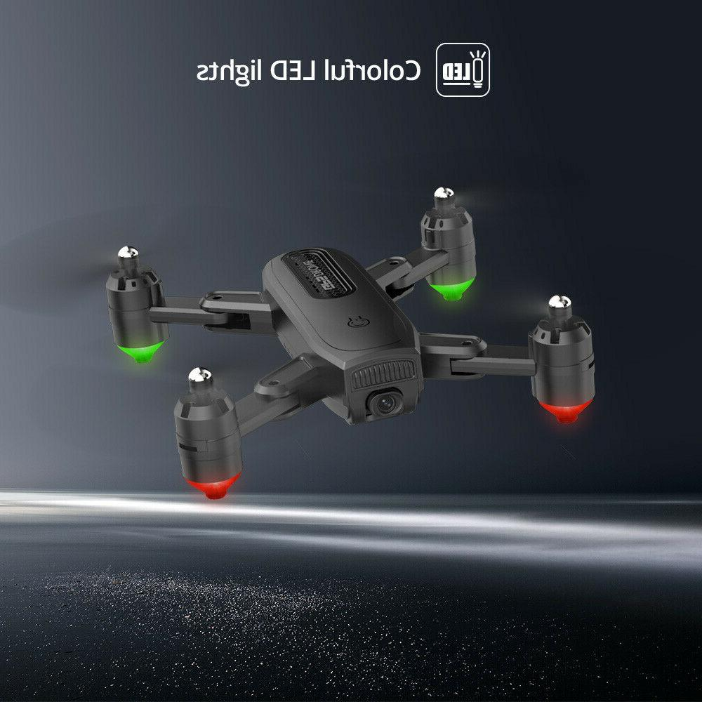 Holy FPV RC with 1080P HD Camera Quad 2 Batteries