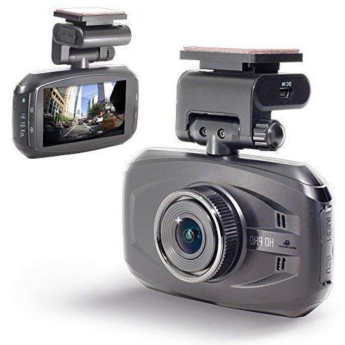 WheelWitness PRO Premium Cam with GPS - HD - Wide Lens - Vision Camera for 12V Trucks