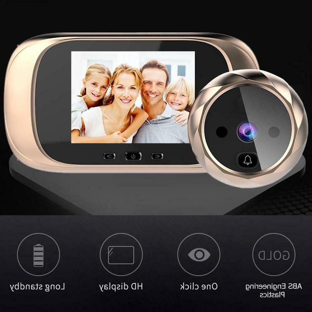 VS2# DD1 Infrared Motion Sensor Night Vision HD Camera Bell