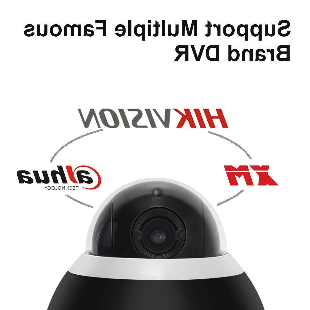 Dome Camera Star Security Camera HD 4x Zoom