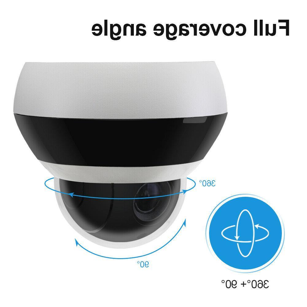 Dome Star Security Camera HD 4x Cameras