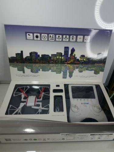 LCD Time Transmitter Quadcopter