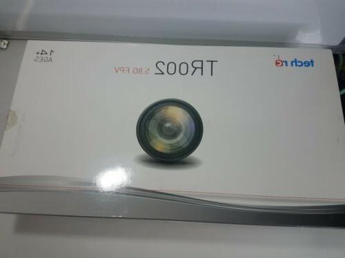 tech LCD Screen Transmitter HD Quadcopter