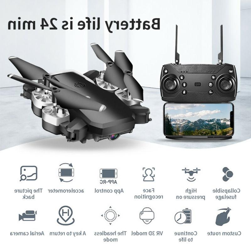 Drone GPS Camera Foldable RC US