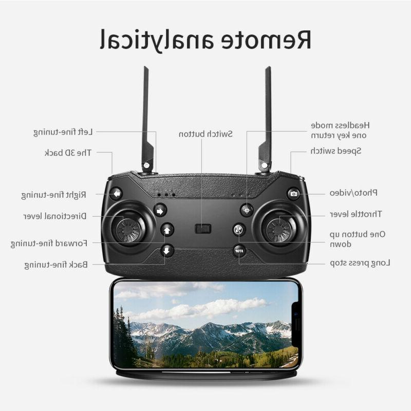 Drone Selfie GPS 1080P HD Camera Foldable