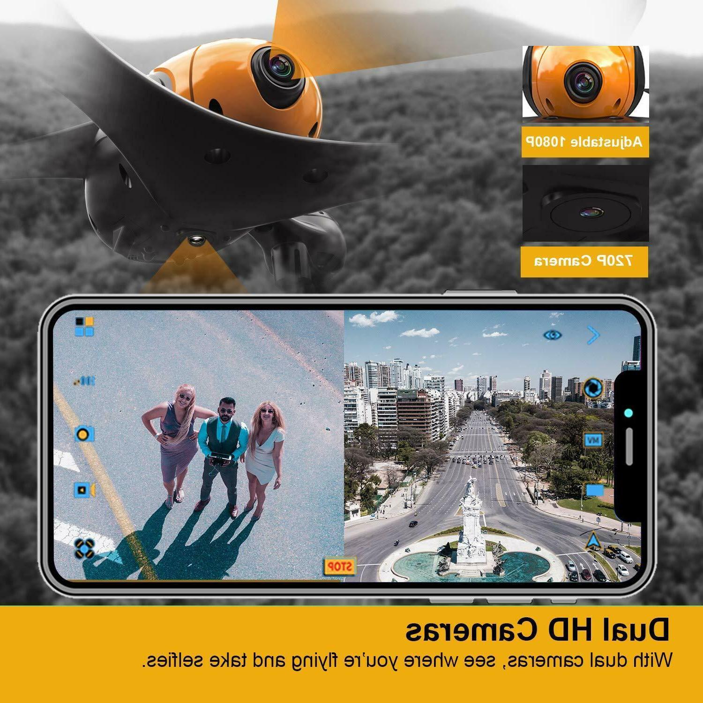Scharkspark Drone Beetle Drone 2 Cameras - Hd Camera/Vid