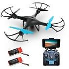 Drone with Camera Live Video - U45W Blue Jay WiFi FPV Remote