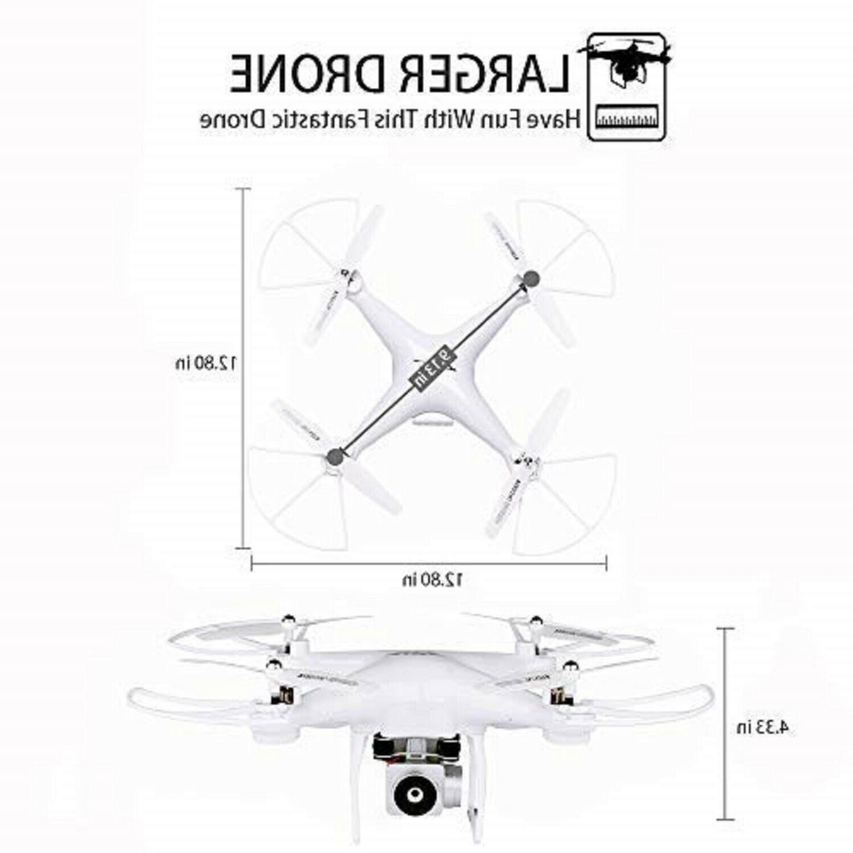 Drone HD 40 Min TIME RC