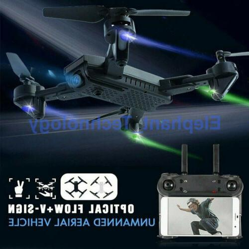 Drone X Pro Foldable with 1080P HD