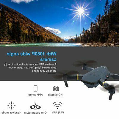Drone X Selfi WIFI HD Foldable RC Quadcopter
