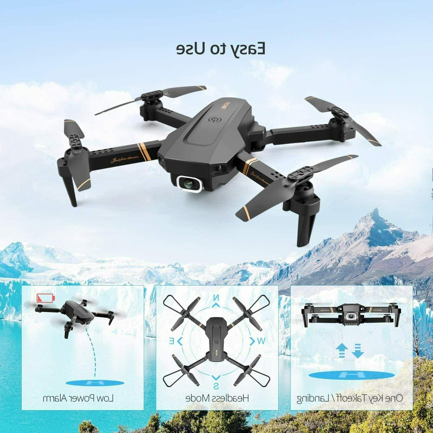 RC With Camera HD 1080P Dron Profess