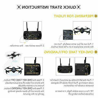 Drone X Pro EXTREME w/ Camera Live WiFi