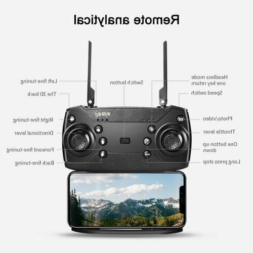 Drone x pro HD Wifi FPV Wide-Angle