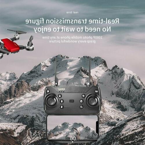 Drone Selfi FPV 1080P 6-axis Quadcopter