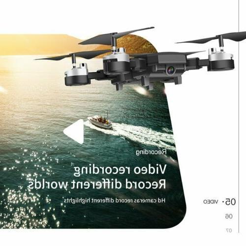 Drone Selfi Wifi 1080P 6-axis RC