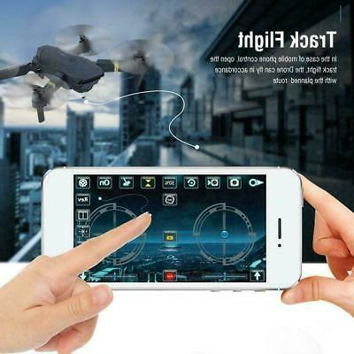 Drone X Pro Foldable Quadcopter Wide-Angle Camera 3 Batteries
