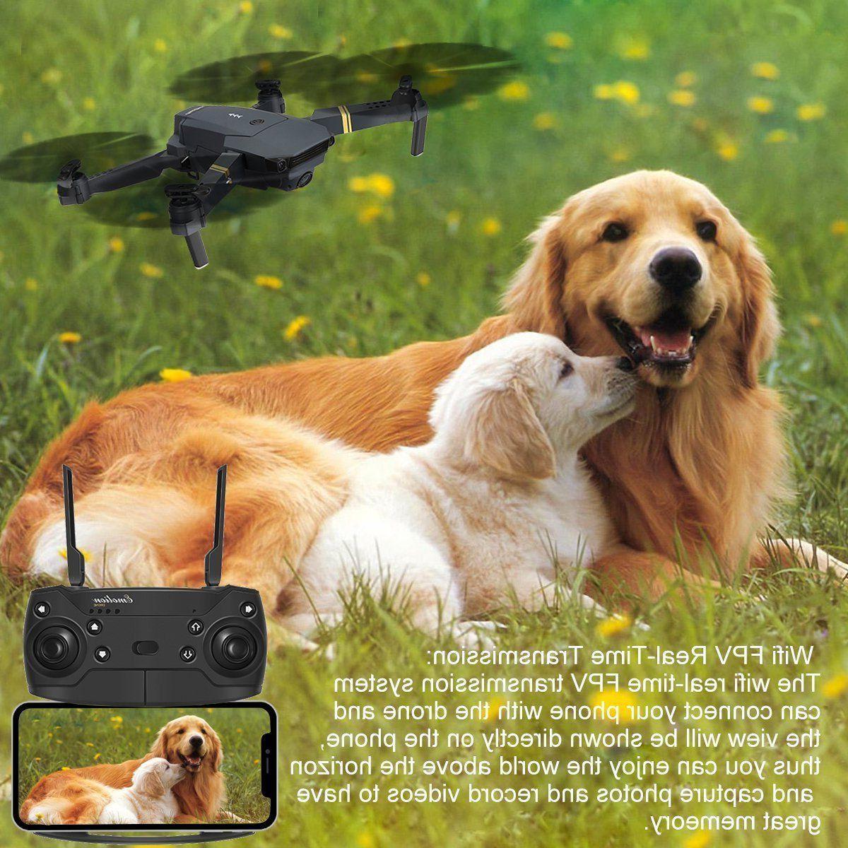 Drone X PRO Mavic Pro 720p HD WIFI Foldable