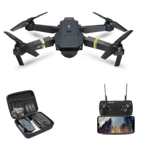 E58 Pro Foldable WIFI with 2MP 3 Batteries