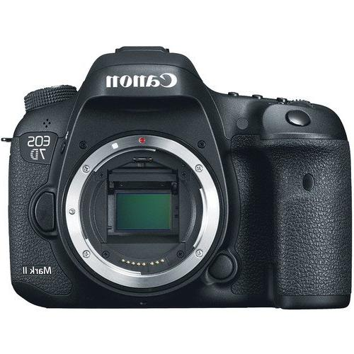Canon EOS II DSLR Only I3ePro Card