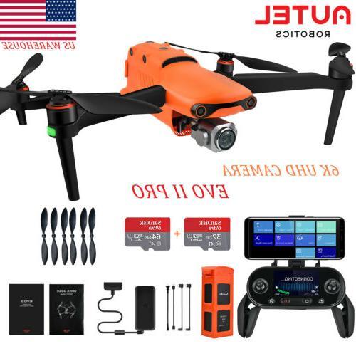 evo 2 pro drone quadcopter 6k hd