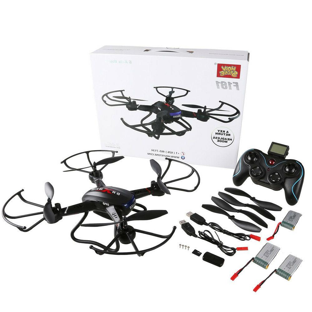Holy Stone RC Drone HD Helicopter Beginner 3