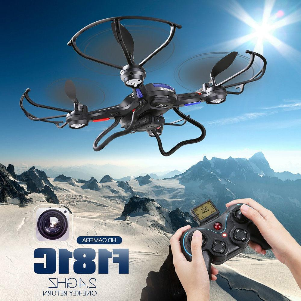 Holy Stone F181C RC Drone With HD Camera 2.4Ghz Quadcopter