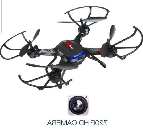 Holy RC Quadcopter Drone with Camera 2.4GHz 6-Gyro