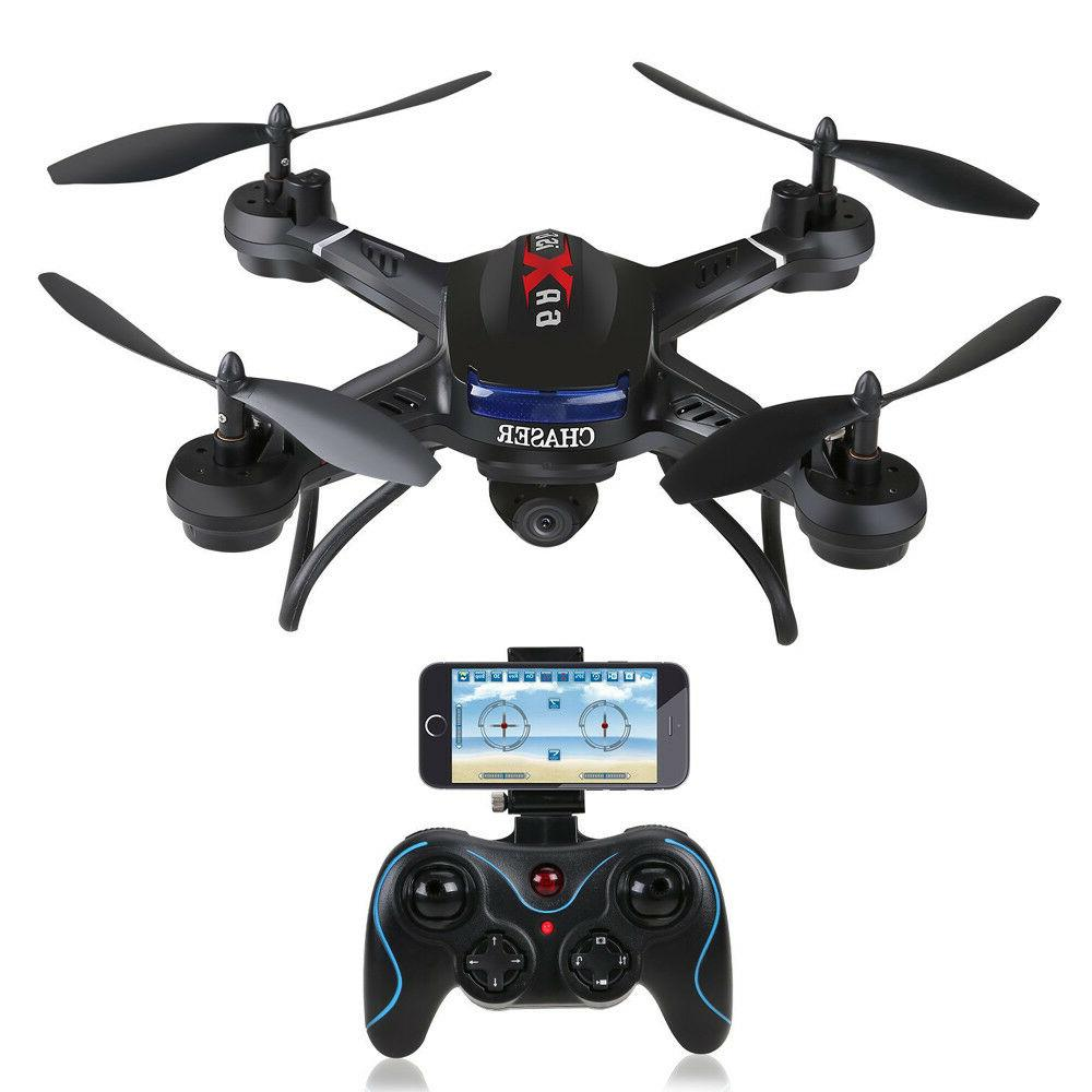 Holy Drone With HD Camera Wide Selfie Quadcopter