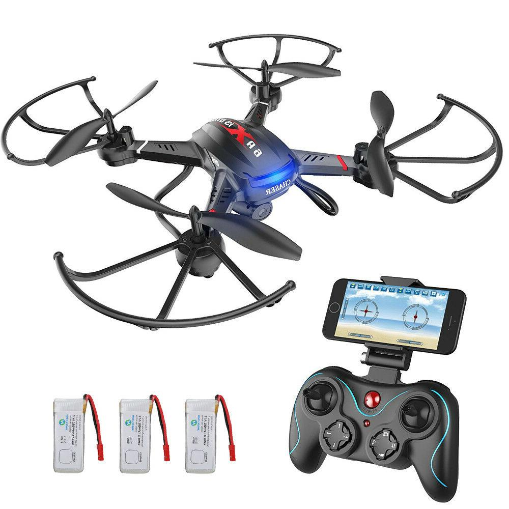 f181w rc drone with 720p hd camera
