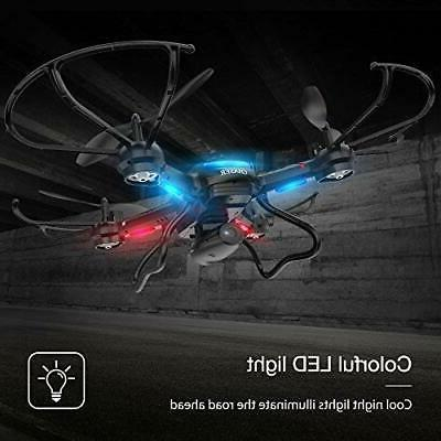 Holy F181W FPV Drone Wide-Angle HD Camera Live Video