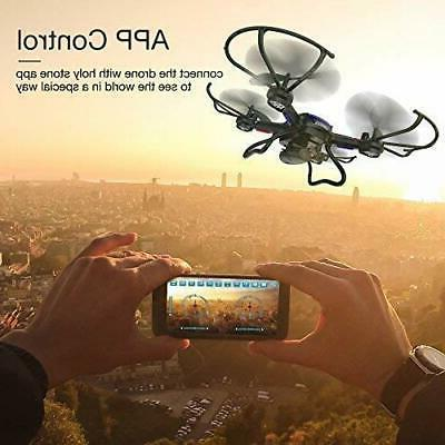 Holy FPV Drone with Wide-Angle Video