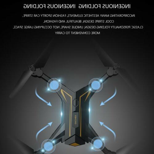 Foldable WiFi Drone Hover One Return