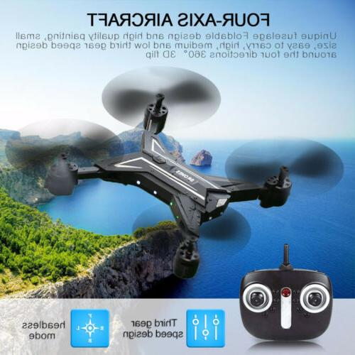 Foldable Drone Hover One Return US