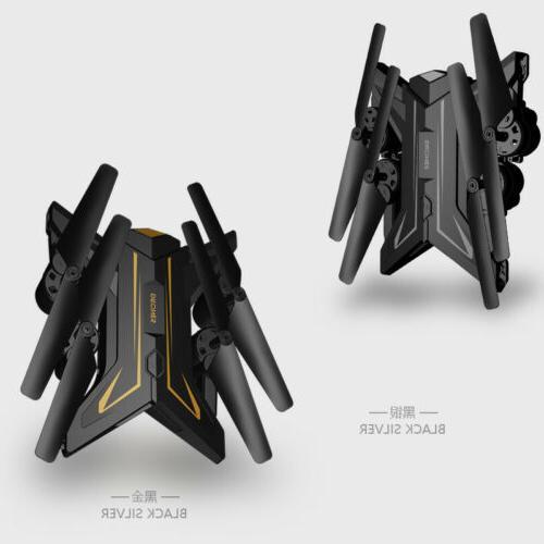 foldable wifi fpv rc drone hd camera
