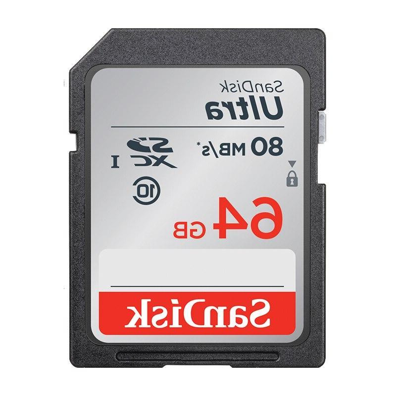 <font><b>SanDisk</b></font> SDHC/SDXC SD Card 16GB Cards C10 Flash <font><b>HD</b></font> <font><b>Camera</b></font>
