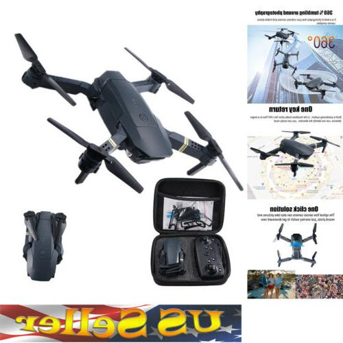 3D FPV Wifi Drone Camera Aircraft Foldable Quadcopter Selfie Toys